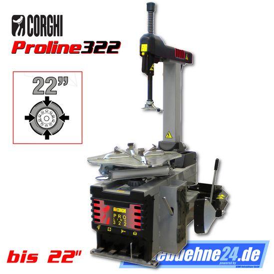 "Corghi Proline 322 Reifenmontiermaschine bis 22"" – Bild 1"