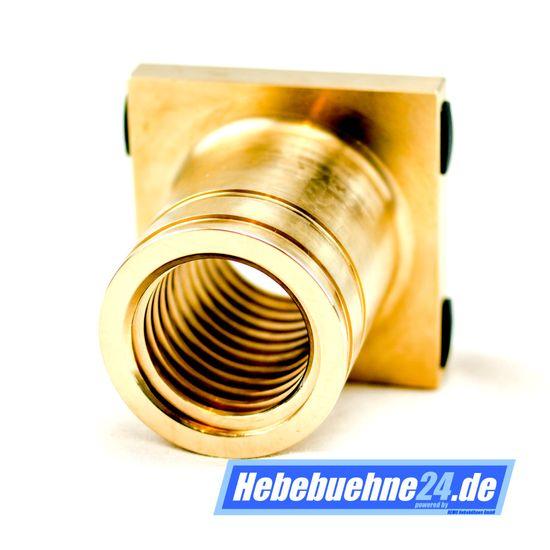 Tragmutter für MWH/Consul Hebebühnen 2.25, 2.32 H049, H052, H105, H109, H134, H136, H142, H153, H155, H160, H165, H167, H168, H169, H181, H196, H200, H213, H230, H238, H252 – Bild 1