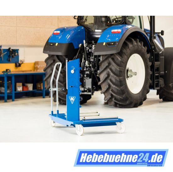 Radmontagegerät AC Hydraulik WT1500NT mit 1500Kg – Bild 3