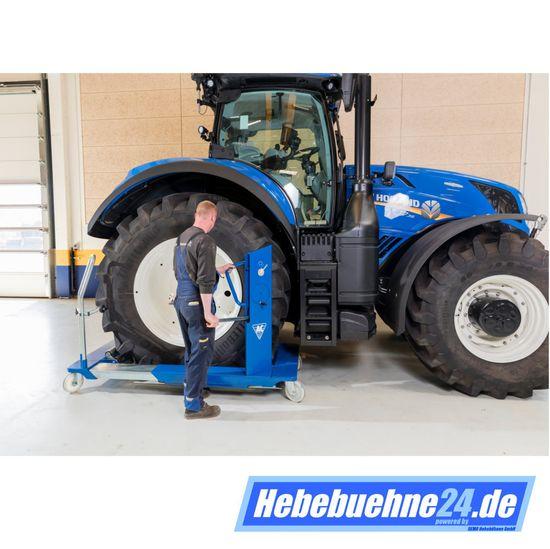 Radmontagegerät AC Hydraulik WT1500NT mit 1500Kg – Bild 5