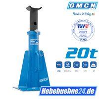 Unterstellbock OMCN 218 mit 20t Tragkraft (lang) 001