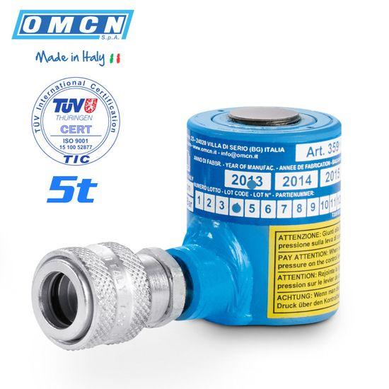 Hydraulikzylinder 5t, OMCN 359/M, mit TÜV Zertifizierung – Bild 1