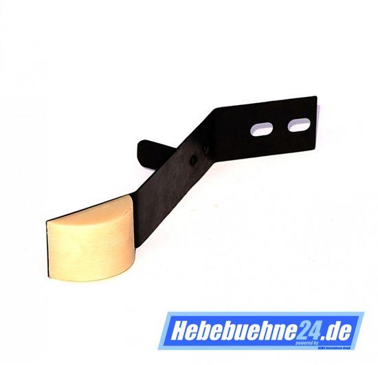 Endschalterfeder für Kettenbruchsicherung passend für Hebebühne MWH / Consul Typ 2.7 / 2.8 / 3.2 / FH325 / H008 – Bild 1