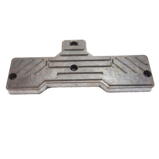 Abdrückeranlagegummi für Hofmann Reifenmontiermaschine Monty – Bild 1