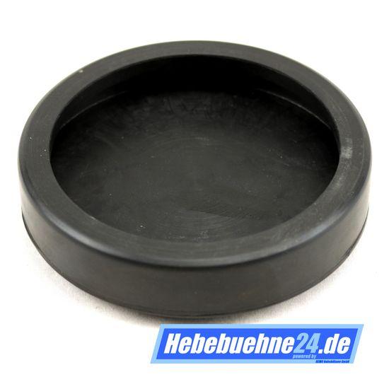 Gummiteller passend für Koni Hebebühnen, runde Ausführung, stülpbar, Maße: Ø109x28mm – Bild 2