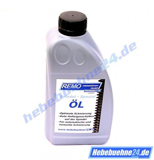 Hebebühnen Öl für Spindel, 1 Liter, sehr gute Haft- und Schmiereigenschaften – Bild 3