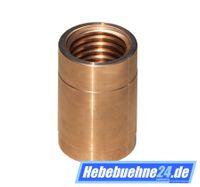 Tragmutter für Romeico / Beissbarth Hebebühen R224/R225/R230/R231/R235/R236, Lifting-Nut, Main-Nut,