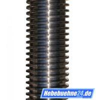 Spindel mit Trapezgewinde Ø45x6, passend für 1-Säulen Hebebühne REMO E200, Longus L200, IME200