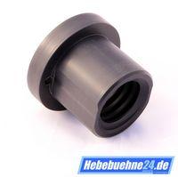 Sicherheitsmutter passend für Slift CO 2.30 E3, 2-Säulen-Hebebühne, Safety-Nut, aus Kunststoff TR Ø40x5