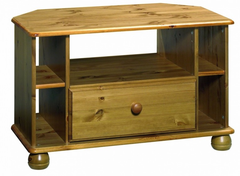 lowboard tv kommode schrank kiefer massivholz fernsehtisch fernsehschrank board ebay. Black Bedroom Furniture Sets. Home Design Ideas