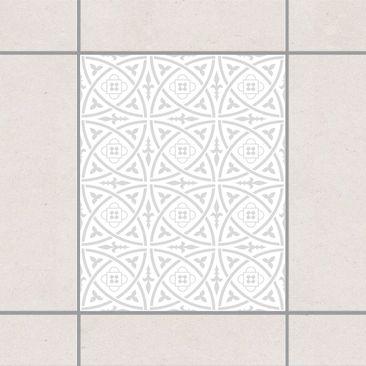 Immagine del prodotto Adesivo per piastrelle - Celtic White Light Grey 25cm x 20cm