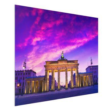 Produktfoto Forex Fine Art Print - Wandbild Das ist...