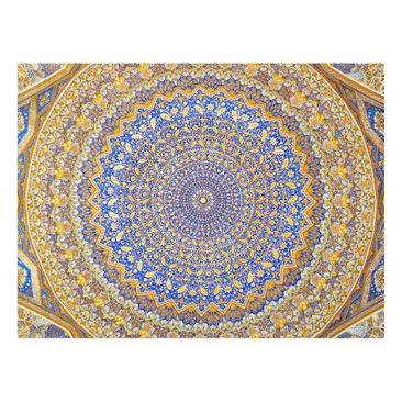 Product picture Forex Fine Art Print - Mural Dome of the...