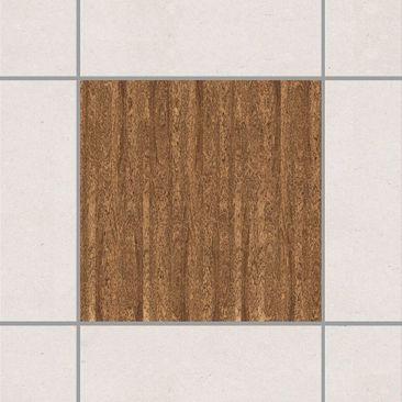 Immagine del prodotto Adesivo per piastrelle - Amburana 15cm x 15cm