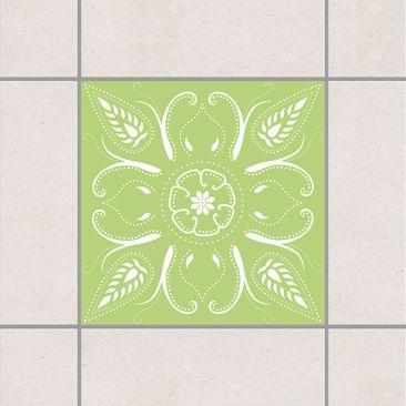 Immagine del prodotto Adesivo per piastrelle - Bandana Spring Green 15cm x 15cm