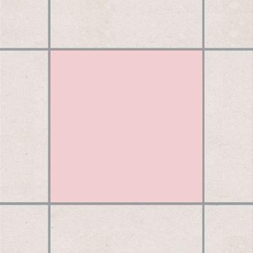 Produktfoto Fliesenaufkleber Bad & Küche - Colour Rose 15x15 cm - Set