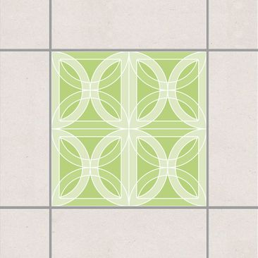 Immagine del prodotto Adesivo per piastrelle - Circular Tile...