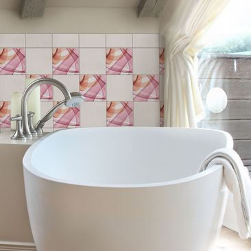 Product picture Tile Sticker - Miracle Structure 15cm x...