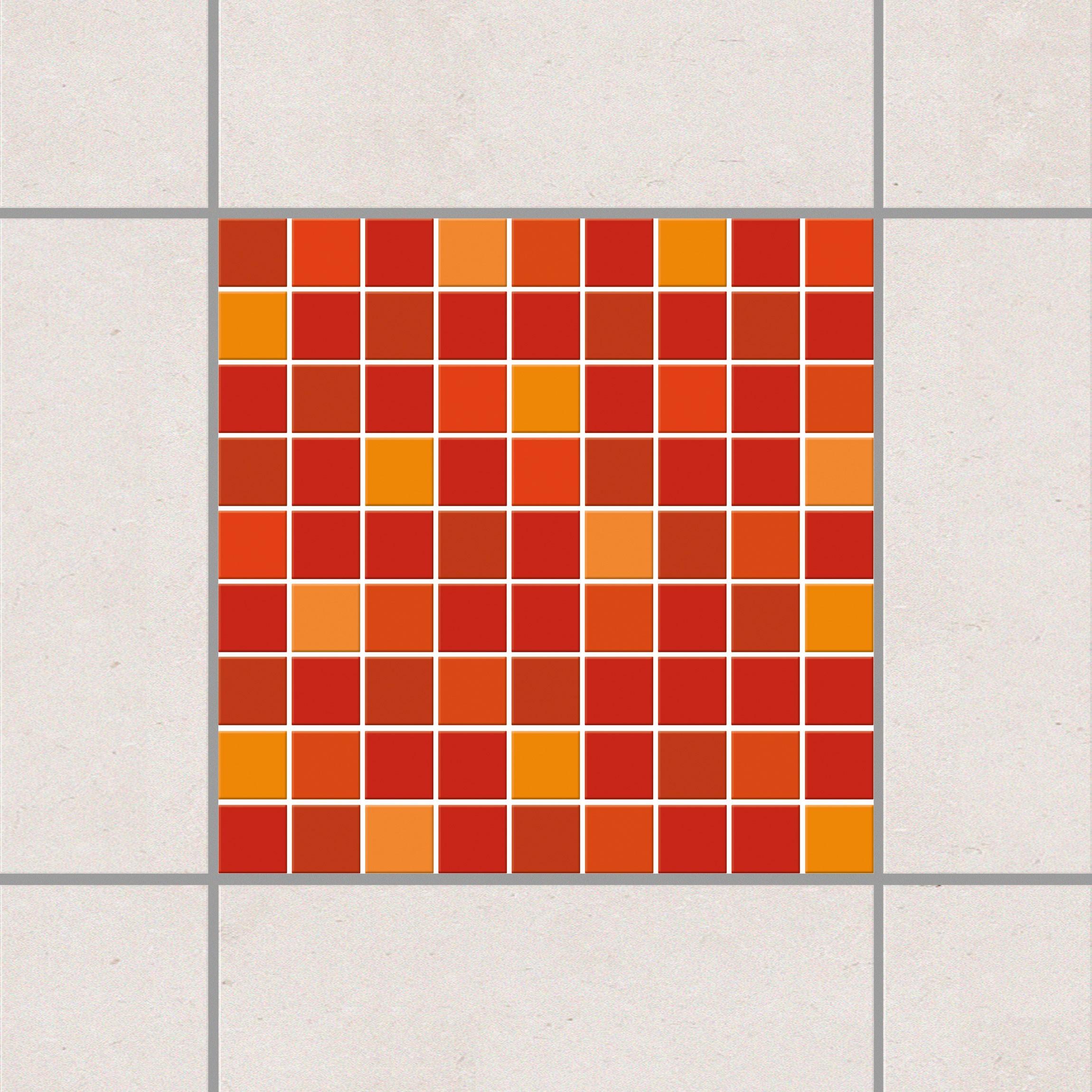 Fliesenaufkleber mosaik selbstklebende mosaikfliesen - Mosaik fliesen selbstklebend ...