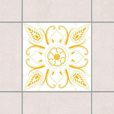 Immagine del prodotto Adesivo per piastrelle - Bandana White Melon Yellow 20cm x 20cm