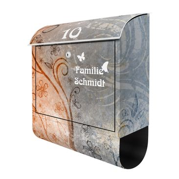 Product picture Design Letter Box Your Own Words Dignity...