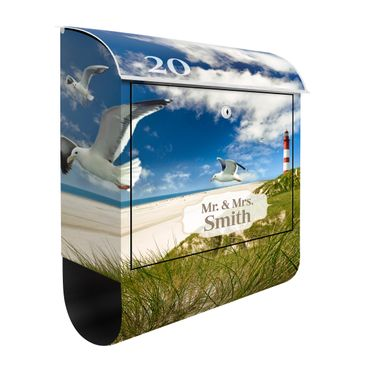 Product picture Design Letter Box Your Own Words Dune...