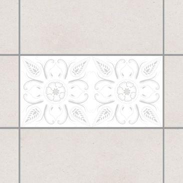 Immagine del prodotto Adesivo per piastrelle - Bandana White Light Grey 30cm x 60cm