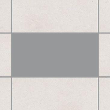 Produktfoto Fliesenaufkleber Bad & Küche - Grau 30x60 cm - Set