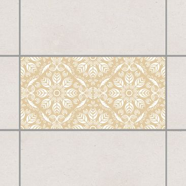 Product picture Tile Sticker - Rosamunde Light Brown...