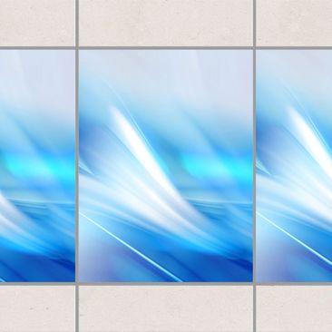 Produktfoto Fliesen Bordüre - Aquatic 20x15 cm -...