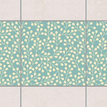 Product picture Tile Border - Branches in Winter 20cm x...