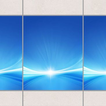 Product picture Tile Border - Abstract Background 25cm x...
