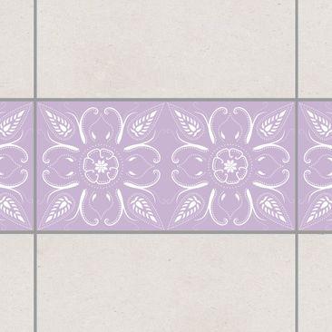 Immagine del prodotto Bordo adesivo per piastrelle - Bandana Lavender 30cm x 60cm