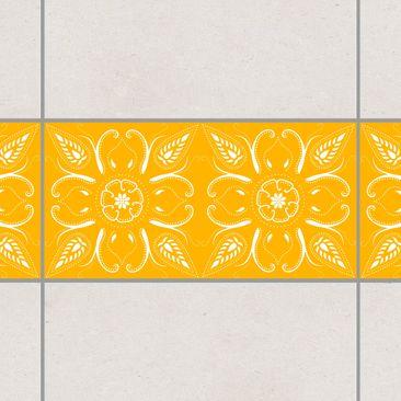 Immagine del prodotto Bordo adesivo per piastrelle - Bandana Melon Yellow 30cm x 60cm