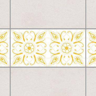 Immagine del prodotto Bordo adesivo per piastrelle - Bandana White Melon Yellow 30cm x 60cm