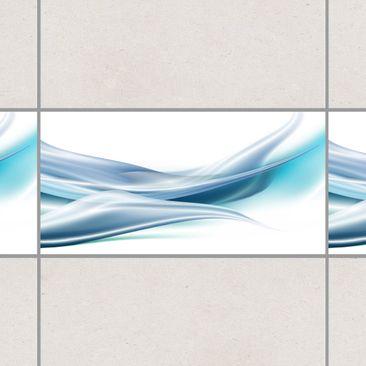 Immagine del prodotto Bordo adesivo per piastrelle - Blue Dust 30cm x 60cm