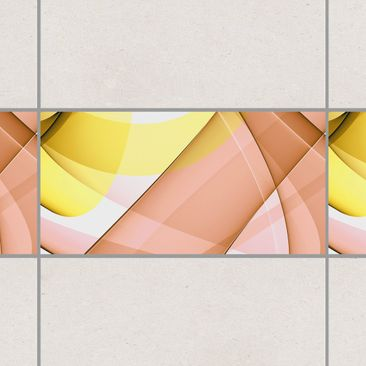 Product picture Tile Border - Lost in Thought 30cm x...