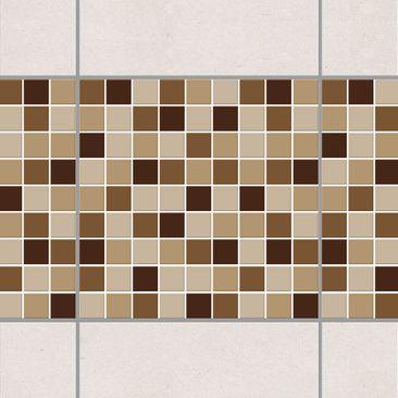 Immagine del prodotto Bordo adesivo per piastrelle - Mosaic Tiles Autumn Set 15cm x 15cm