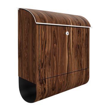 Produktfoto Design Letter Box Santos Rosewood...