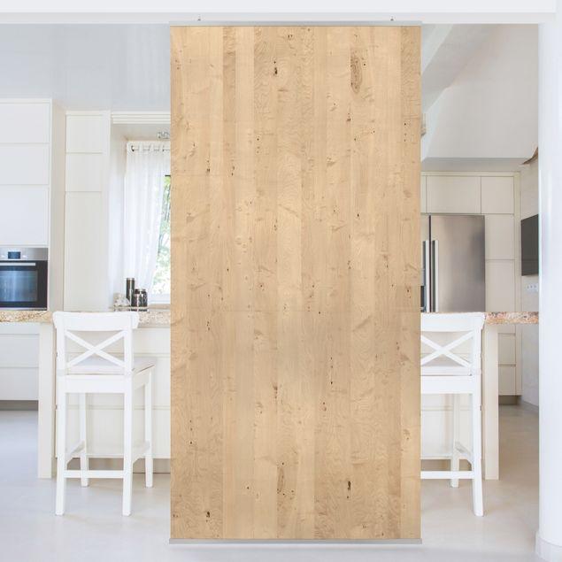 Produktfoto Raumteiler - Apfelbirke 250x120cm