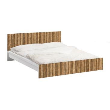 Produktfoto Möbelfolie für IKEA Malm Bett niedrig 140x200cm - Amazakou Light