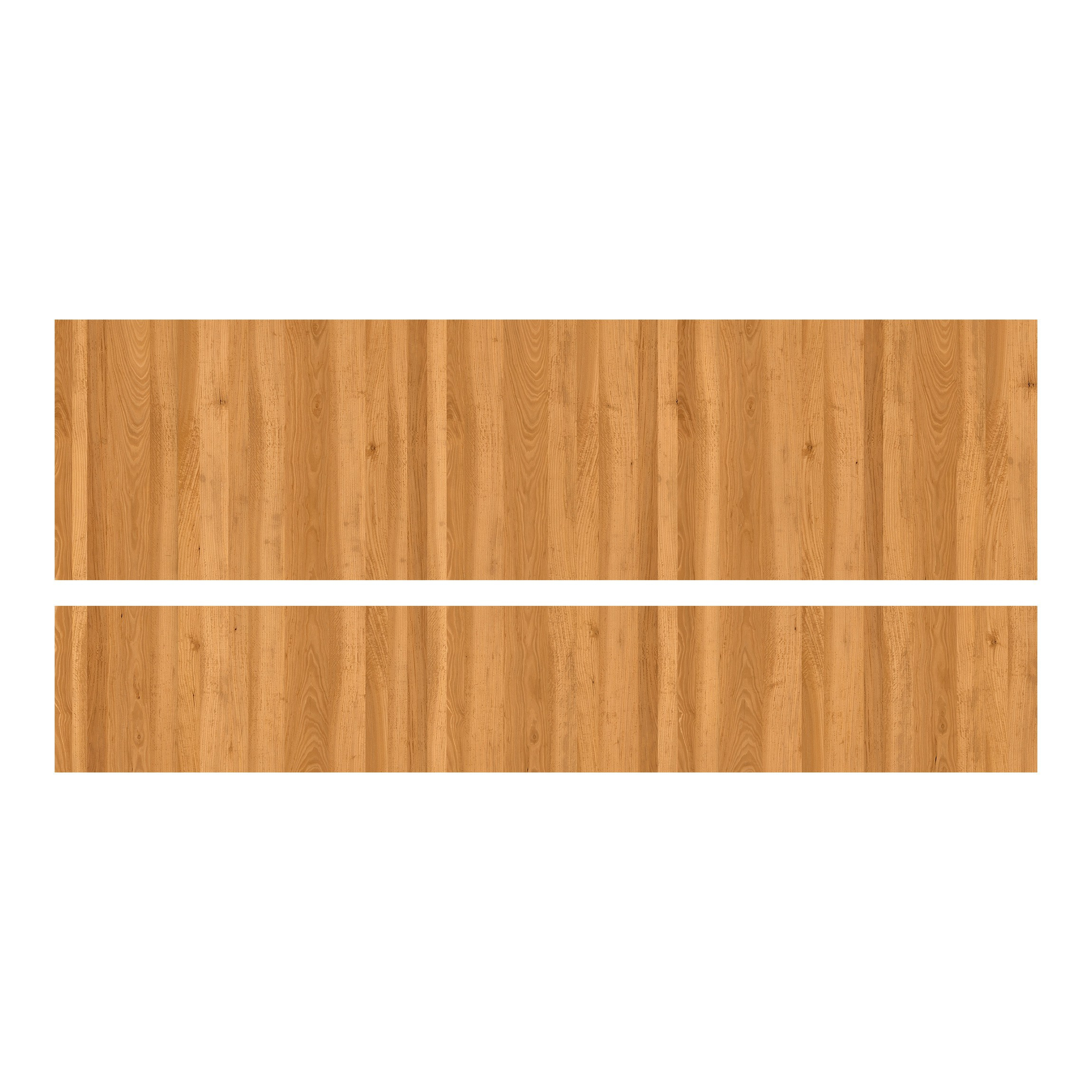 m belfolie f r ikea malm bett niedrig 160x200cm klebefolie zitrone. Black Bedroom Furniture Sets. Home Design Ideas