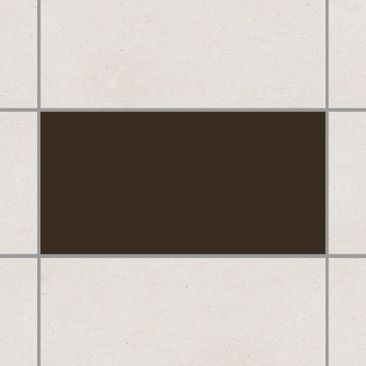Product picture Tile Sticker - Brown 30cm x 60cm