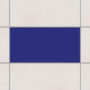 Produktfoto Fliesenaufkleber Bad & Küche - Königsblau 30x60 cm - Set