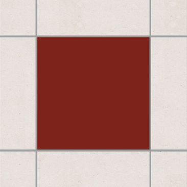 Immagine del prodotto Adesivo per piastrelle - Dark Red 20cm x...
