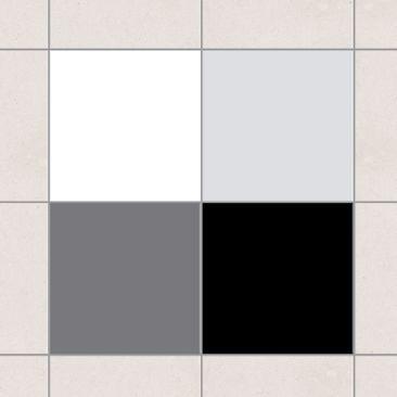 Immagine del prodotto Adesivo per piastrelle - Colour Set Monochrom 15cm x 15cm