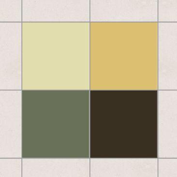 Immagine del prodotto Adesivo per piastrelle - Colour Set Autumn 20cm x 20cm