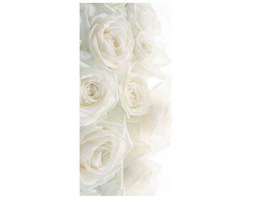 Produktfoto XXL Wandbild No.20 Wedding Roses 100x210cm