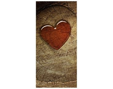 Produktfoto Wandbild XXL No.56 With all My Heart 100x210cm