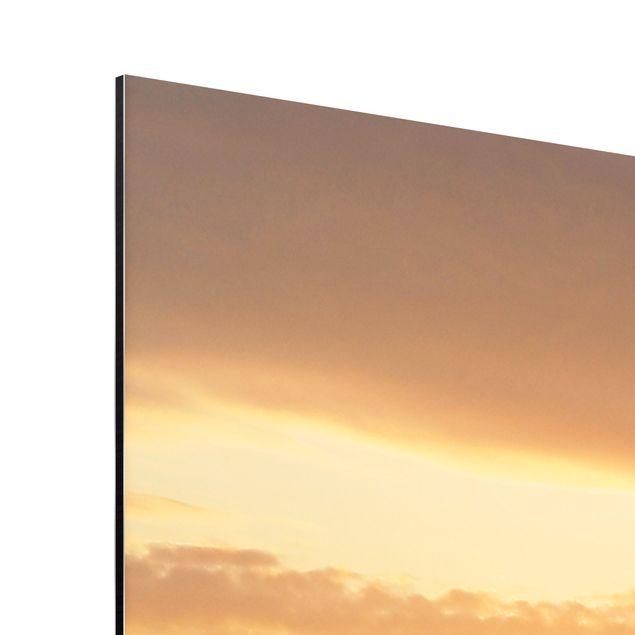 Produktfoto Aluminium Print - Wandbild Dream of...